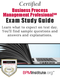 Certified Business Process Management Professional Exam