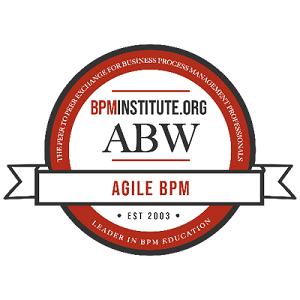 Agile BPM in Action Badge