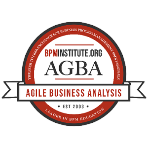 The Agile Business Analyst Badge