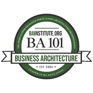 BA 101 Badge
