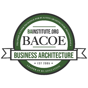 Establishing Business Architecture Governance and Centers of Excellence Badge