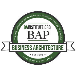 The Business Architecture Playbook Badge