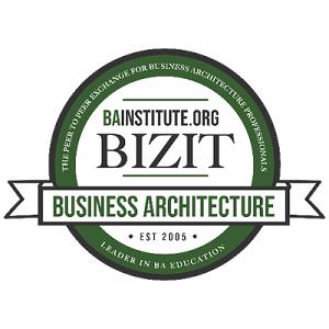 Business Architecture / IT Architecture Alignment Badge