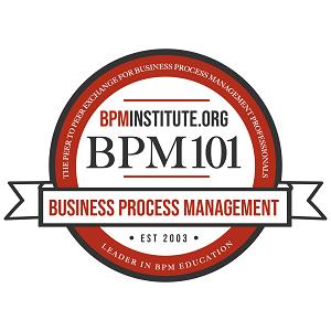 BPM 101 Badge