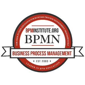 Process Modeling With BPMN Badge