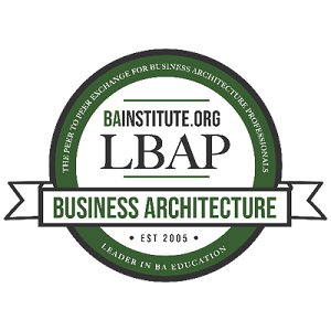 Launching Your Business Architecture Practice Badge
