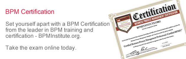 BPM Certification | BPMInstitute.org